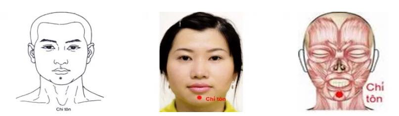 Huyệt Chí Tôn